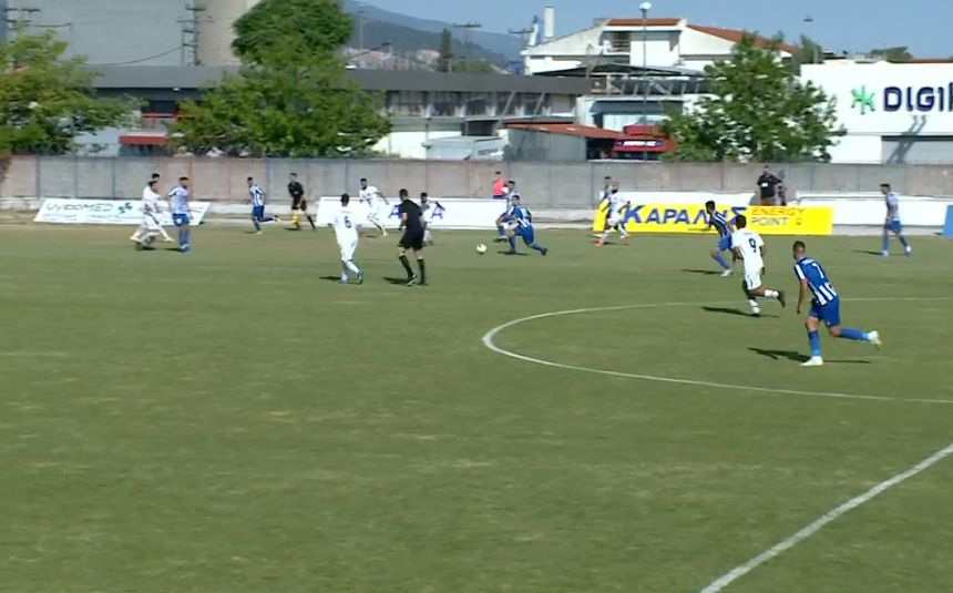 , Football League: Απέδρασε με βαθμό από το Βόλο η Καλαμάτα, στο +3 στην κορυφή
