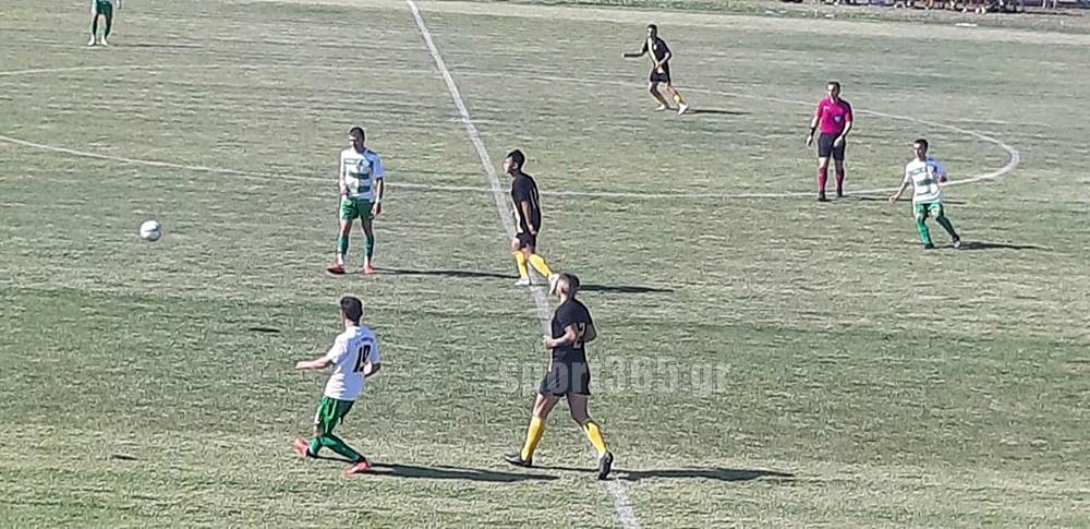 """, Πάμισος Μεσσήνης-Ζάκυνθος 0-1: O ένας είπε """"αντίο"""", ο άλλος αγκάλιασε τον τίτλο"""