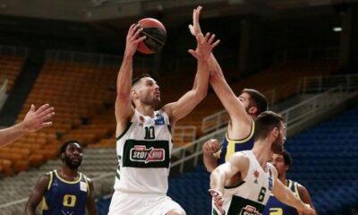 , Παναθηναϊκός – Λαύριο: Πράσινος «τυφώνας» με 100άρα στον πρώτο τελικό της Basket League