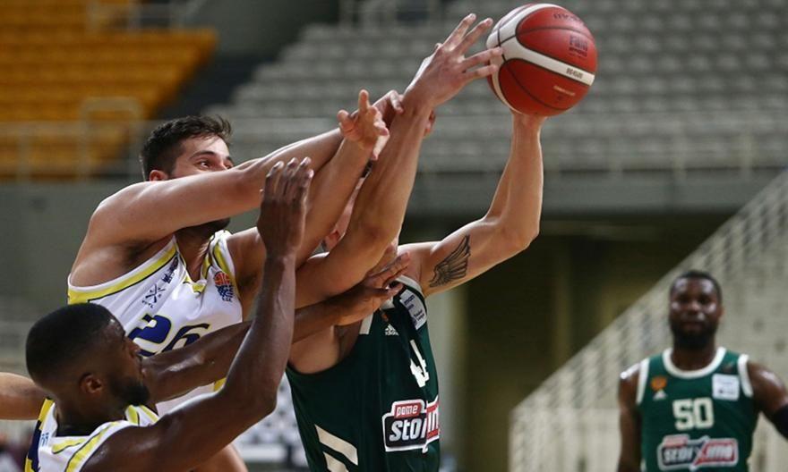 , Basket League: Παναθηναϊκός-Λαύριο, πράξη πρώτη στους τελικούς
