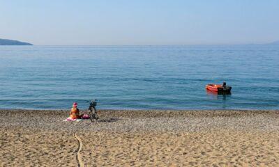 , Καλαμάτα: Καθαρά νερά κολύμβησης