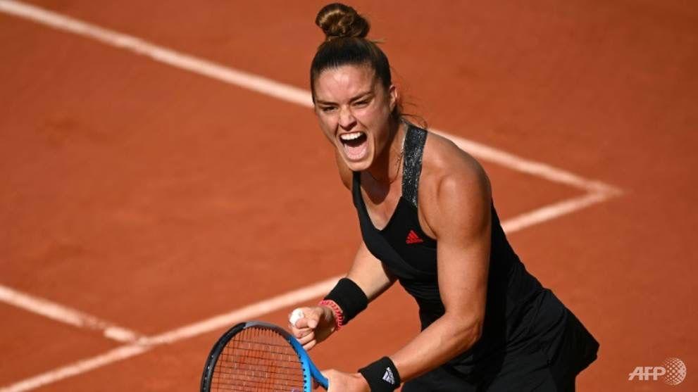 , Παγκόσμια Σάκκαρη! Έγραψε ιστορία με πρόκριση στους «4» του Roland Garros! (video)