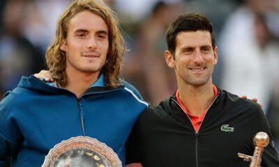 , Τζόκοβιτς – Τσιτσιπάς: Στις 16:00 ο μεγάλος τελικός των ανδρών στο Roland Garros
