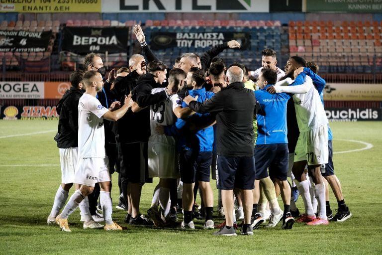 , Football League: Η Βέροια πήρε το ντέρμπι κορυφής