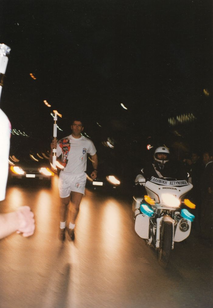 , Μεσσηνιακός και Ολυμπιακοί Αγώνες: Η σύνδεση στο χρόνο (φωτο)
