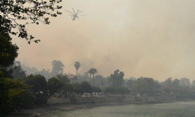 , Κάηκαν σπίτια στη Ζήρια Αχαϊας: Χάος από τη μεγάλη πυρκαγιά – Εκκενώθηκαν 4 χωριά, φόβοι για εγκλωβισμένους
