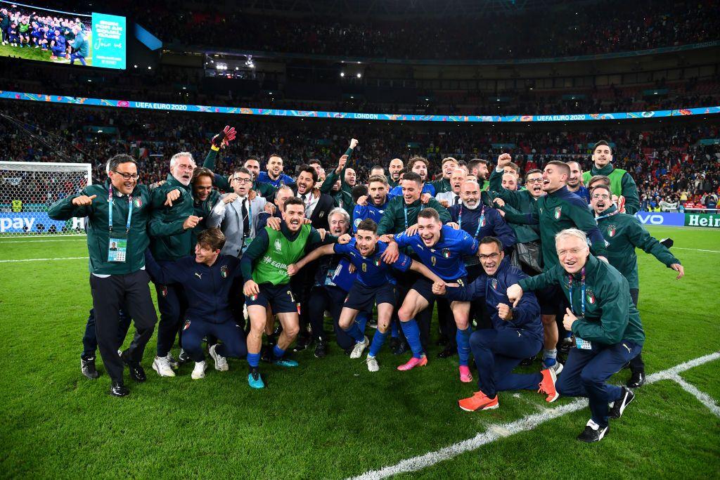 , Euro 2020: Έσπασαν καρδιές στο Γουέμπλεϊ, στον τελικό του EURO η Ιταλία (video)