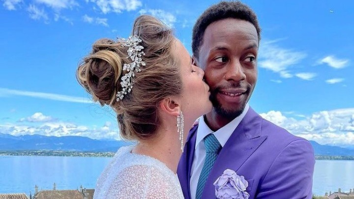 , Παντρεύτηκαν Σβιτολίνα και Μονφίς (φωτο)
