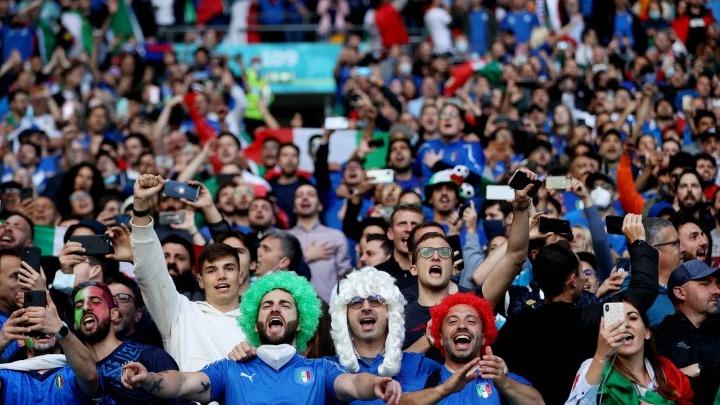 , Παρουσία 1.000 Ιταλών εκδρομέων ο τελικός στο Wembley