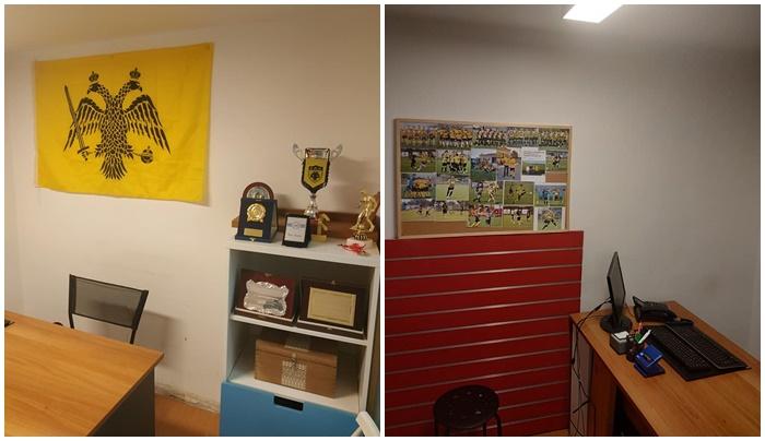 , ΑΕΚ Καλαμάτας: Νέα γραφεία στο κέντρο της πόλης