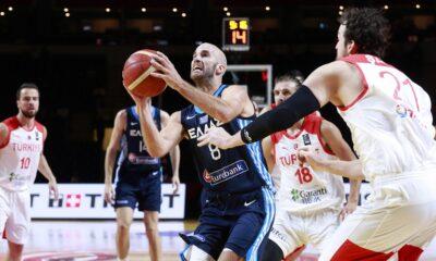 , Μπάσκετ: Στον τελικό του προολυμπιακού με τρομερή ανατροπή επί της Τουρκίας η Εθνική (φωτο & video)
