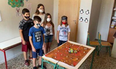 , Χανδριναϊκός: Υπερήφανοι για την διάκριση των μαθητών του Δημοτικού σχολείου Χανδρινού