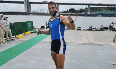 , Χρυσός Ολυμπιονίκης στο Τόκιο ο κωπηλάτης Στέφανος Ντούσκος! (βίντεο)