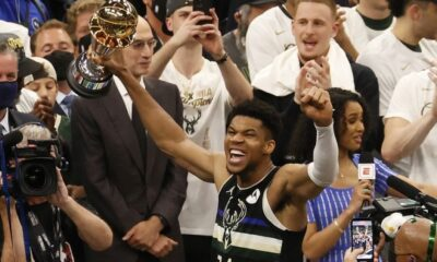 , Τελικοί NBA: Μυθική εμφάνιση Αντετοκούνμπο, πρωταθλητές οι Μπακς (βίντεο)