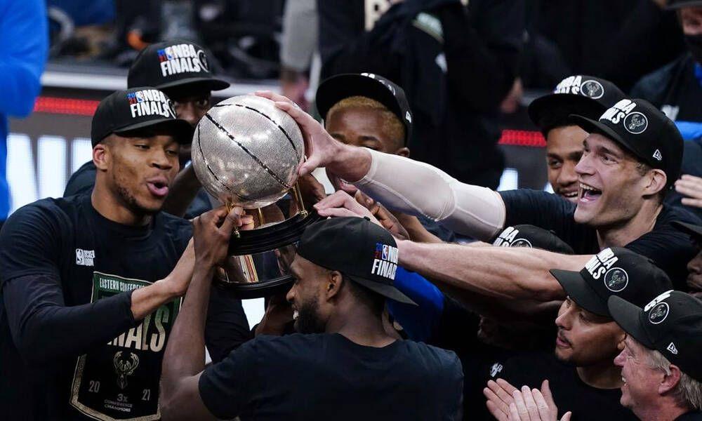 , NBA:Αμφίβολος ο Αντετοκούνμπο για το πρώτο ματς των τελικών