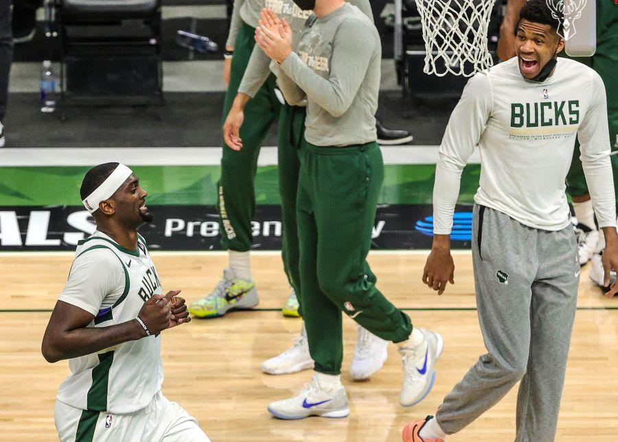 , NBA: Μπορούν και χωρίς Γιάννη οι Μπακς- Μια νίκη μακρυά απο τους τελικούς