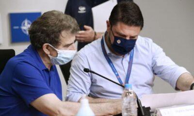 , Έκτακτα μέτρα για τον καύσωνα – Τι ανακοίνωσαν Χρυσοχοΐδης – Χαρδαλιάς (video)