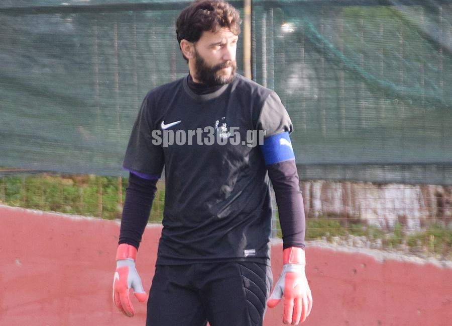 , Ολυμπιακός Ανάληψης: Ανανέωσαν Κατσίποδας, Παπαβασιλόπουλος