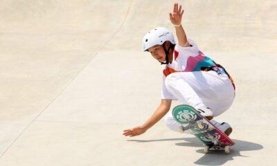 , Ολυμπιακοί Αγώνες Τόκιο: Xρυσή ολυμπιονίκης ετών 13!