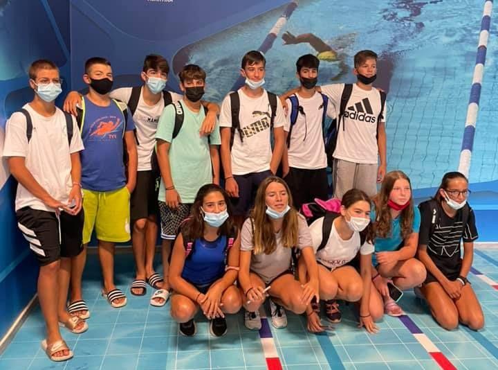 """, ΝΟ Καλαμάτας: Φινάλε στη σεζόν με επιτυχίες για τα """"δελφίνια"""" εντός και εκτός συνόρων! (φωτο)"""