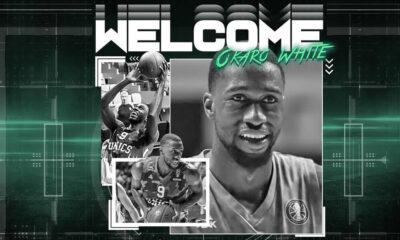 , Μπάσκετ: Στον Παναθηναϊκό ο Οκάρο Γουάιτ! (φωτο & video)