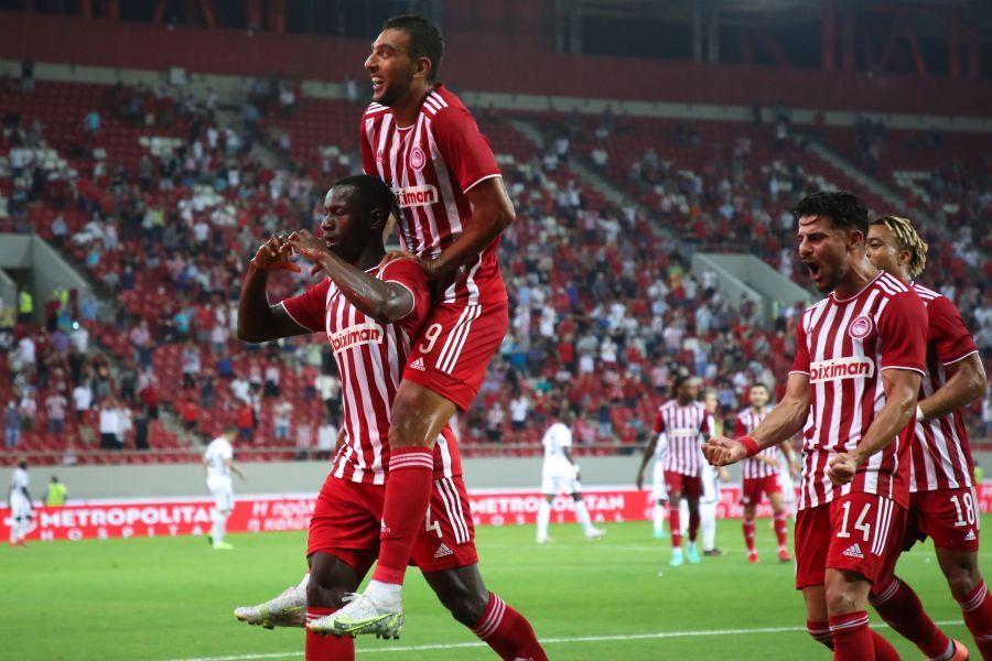 , Ολυμπιακός – Νέφτσι Μπακού 1-0 : Έκανε το πρώτο βήμα (video)