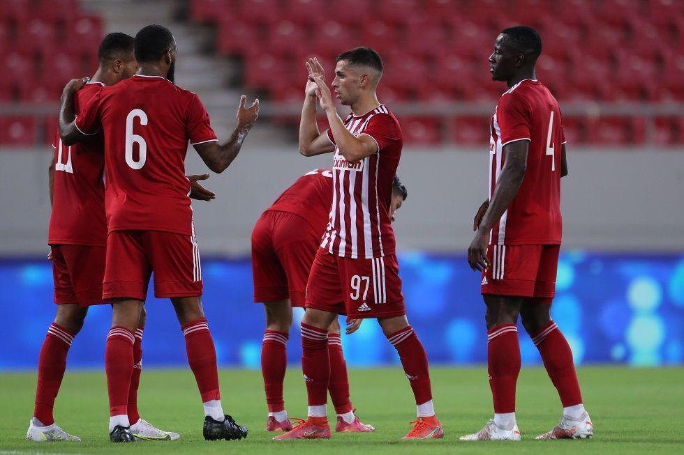 , Ολυμπιακός-Άρης 3-0: Στα προκριματικά με τριάρα (φωτο)