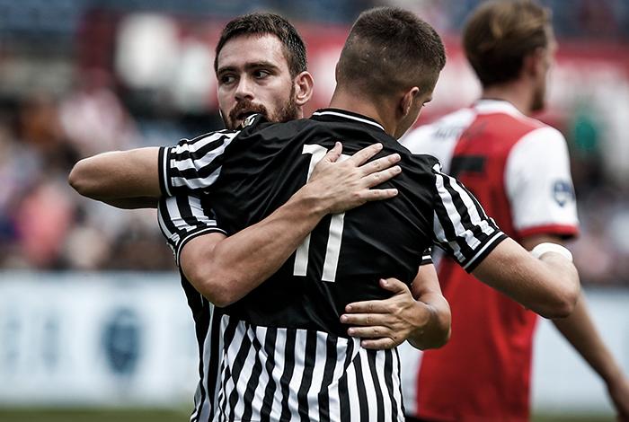 , ΠΑΟΚ: Φιλική νίκη με ανατροπή, 2-1 την Φέγενορντ