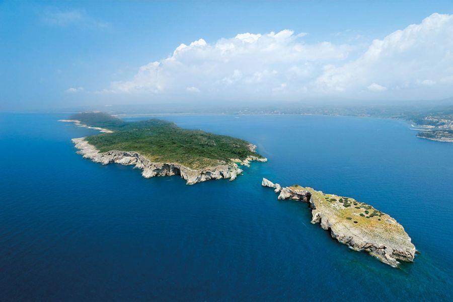 , Ορειβατικός Καλαμάτας: Εξόρμηση στη Νήσο Σφακτηρία