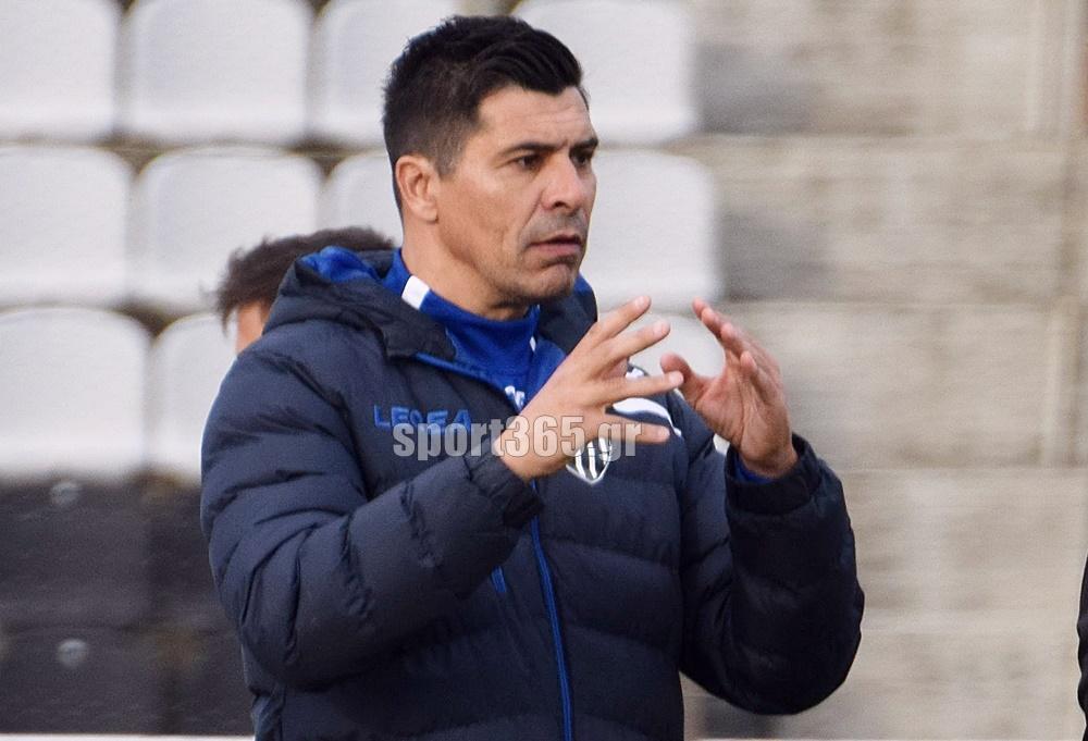 , ΑΟ Διαβολιτσίου: Ο Μάρκος Στεφανίδης νέος προπονητής!