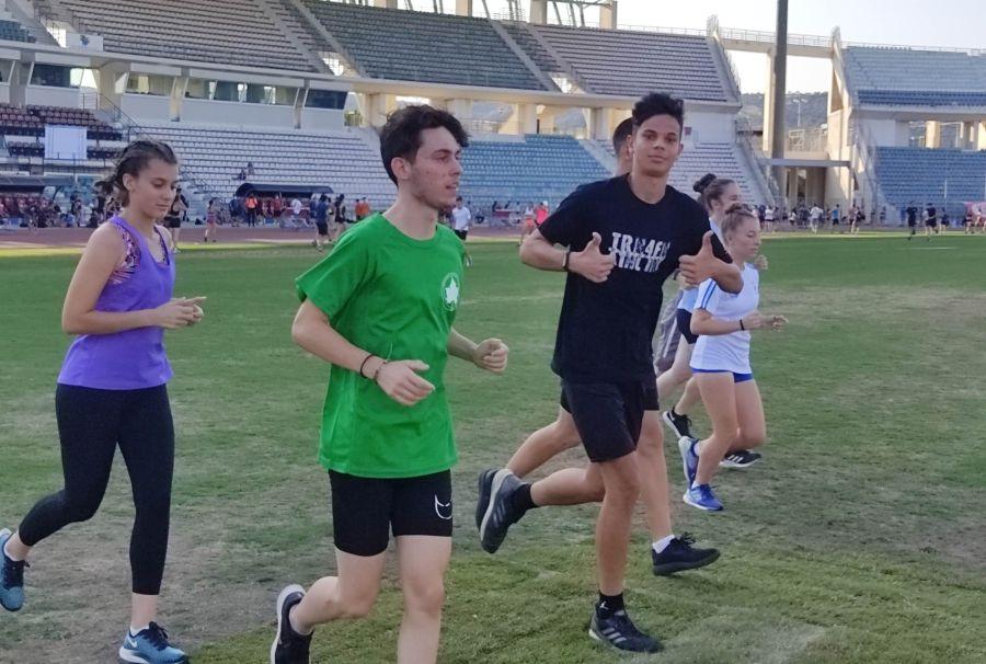, Μεσσηνιακός: Στην Εθνική Παίδων ο Λάμπρος Μπακούρος- Δυνατές εμφανίσεις των παιδιών του ΜΓΣ στο Πανελλήνιο Κ18 (φωτο)