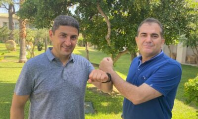 , Βασιλόπουλος: Τα είπε με Αυγενάκη για αθλητικό-εμπορικό κέντρο στα Παλιάμπελα
