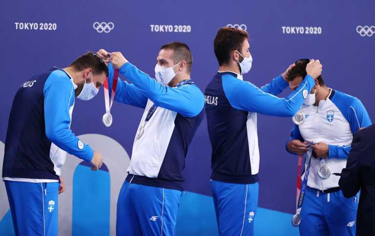 , Εθνική πόλο: Τα συγχαρητήρια του πολιτικού κόσμου για την «ασημένια» επιτυχία στους Ολυμπιακούς Αγώνες