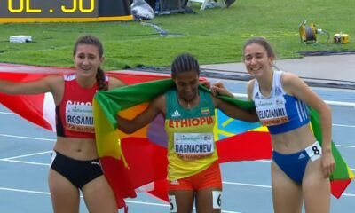 , Παγκόσμιο Κ20: Τρομερή εμφάνιση και χάλκινο μετάλλιο για την Έλλη- Ευτυχία Δεληγιάννη (vid)
