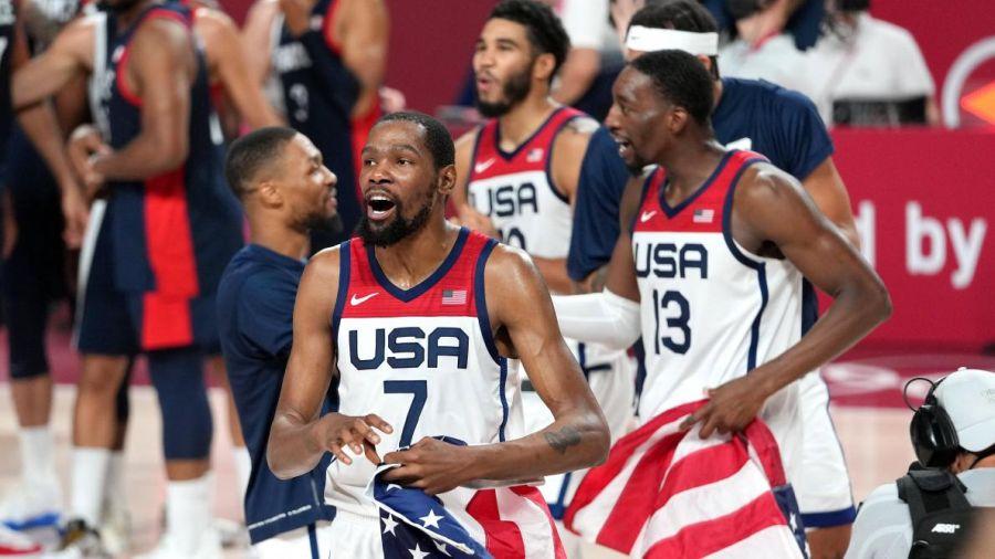 , Γαλλία – ΗΠΑ 82-87: «Χρυσή» η Team USA με εκπληκτικό Κέβιν Ντουράντ (video)