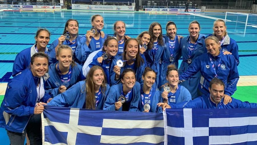 , Πόλο-Ευρωπαϊκό: Πάλεψε αλλά ηττήθηκε η Εθνική Νεανίδων στον μεγάλο τελικό, 12-8 από τη Ρωσία