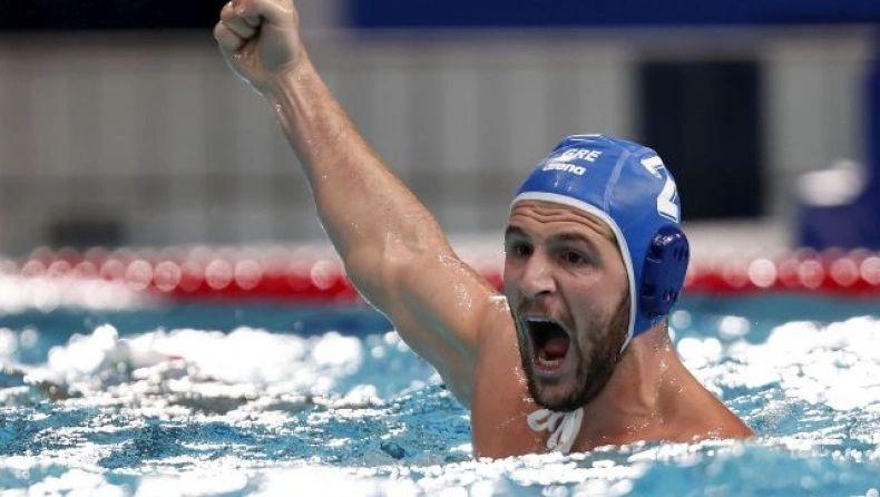 , Ολυμπιακοί Αγώνες 2020- Πόλο: Ελλαδάρα, βούλιαξε 14-5 τις ΗΠΑ – Με Μαυροβούνιο στον κρίσιμο προημιτελικό