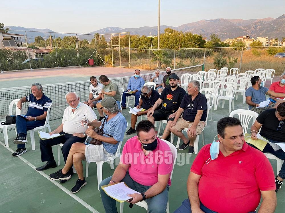 , Κλήρωσε για τα πρωταθλήματα της ΕΠΣ Μεσσηνίας- Τα ματς της πρεμιέρας (φωτο)