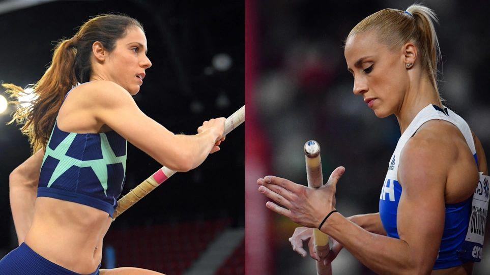 , Επί κοντώ: Τέταρτη θέση για τη Στεφανίδη στον τελικό των Ολυμπιακών Αγώνων – 8η η Κυριακοπούλου (βίντεο)