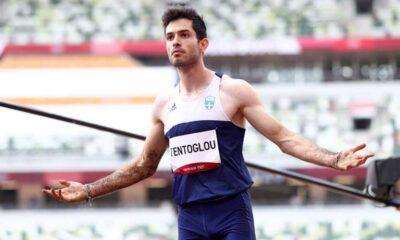 , Ο Τεντόγλου στη «χρυσή δεκάδα» των κορυφαίων αθλητών του κόσμου για το 2021
