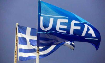 , Βαθμολογία UEFA: Ανέβασαν την Ελλάδα στην 19η θέση Ολυμπιακός και ΠΑΟΚ