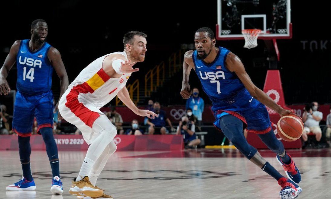 , Ολυμπιακοί Αγώνες 2021: Με φοβερό Ντουράντ οι ΗΠΑ απέκλεισαν την Ισπανία