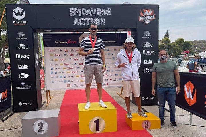 , ΠΟΚ – Τρίαθλο: Χρυσός ο Χριστοφιλόπουλος στο Epidavros action 2021