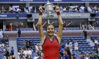 , US Open: Έγραψε ιστορία η Ραντουκάνου – Η 18χρονη βασίλισσα του τουρνουά (pics & vids)