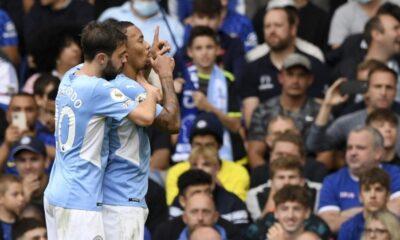 ", Premier League: H Σίτι άλωσε 1-0 το Στάμφορντ Μπριτζ, ""μπαμ"" της Άστον Βίλα στο Ολντ Τράφορντ! (video)"
