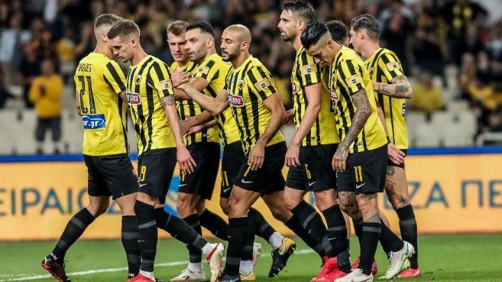 ", Super League: ""Καθάρισαν"" οι νέοι, 3-0 η ΑΕΚ τον Ιωνικό"