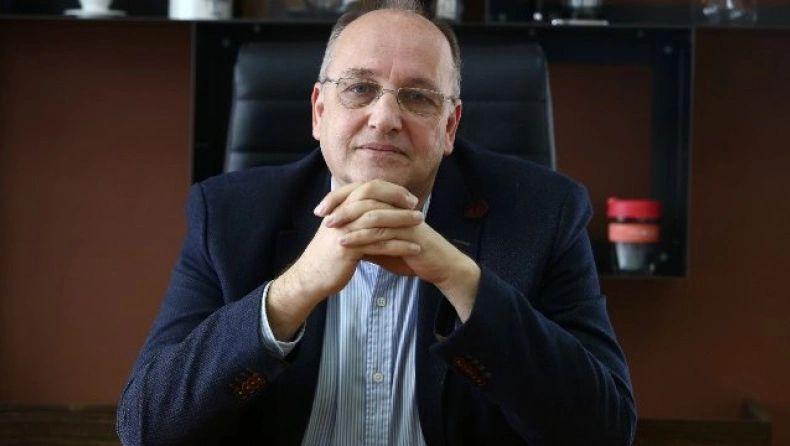 , Νέος πρόεδρος της ΕΟΚ ο Βαγγέλης Λιόλιος -Τέλος εποχής για Βασιλακόπουλο