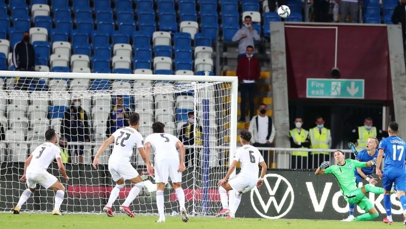 """, Τιμωρήθηκε στο 90+2′ η Εθνική, """"ταφόπλακα"""" στο όνειρο για πρόκριση στο Παγκόσμιο Κύπελλο"""