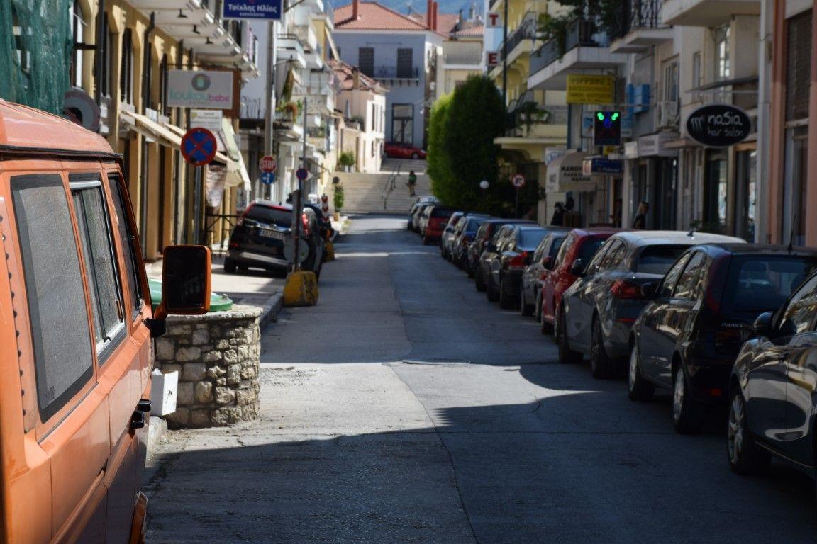 , Ποιοί δρόμοι κλείνουν στο κέντρο της Καλαμάτας λόγω έργων