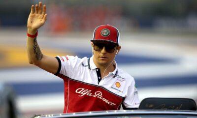 , Formula 1: Τέλος εποχής για Ραϊκόνεν – Aνακοίνωσε την απόσυρσή του